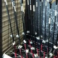 Golf Club Rack Overall