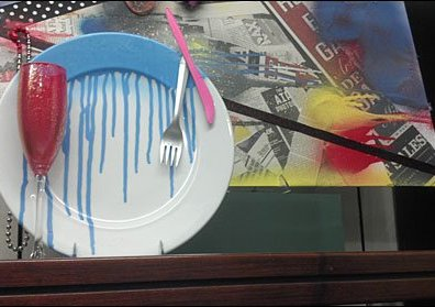 Painted Plate Visual Merchandising Main1