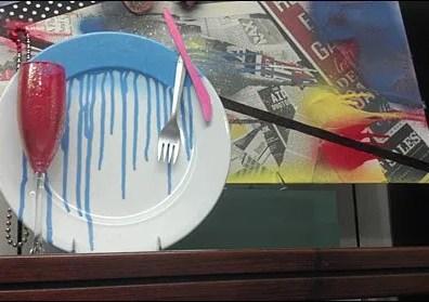 Painted Plate Visual Merchandising Main1