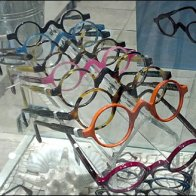 Sunglass Spine and Color Frames