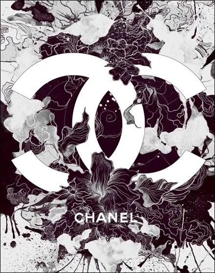 2 mixed-media-illustrations-designer-brands-by-daryl-feril-chicquero-chanel