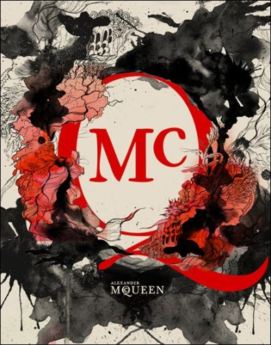 Alexander McQueen Retail Fixtures index page aggregates links to all post and photos of the brand's retail merchandising and outfitting.