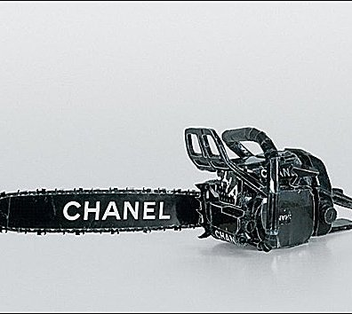 Chanel Chain Saw