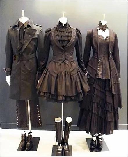 Goth vs Halloween Styles