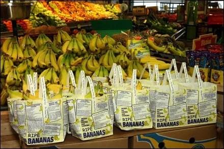 Recycle Banana Bags Main