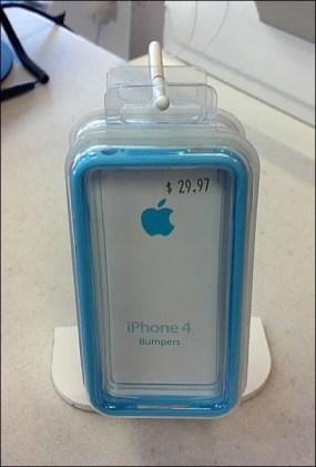 iPhone In-Store Shelf Edge Merchandising Fixture Main