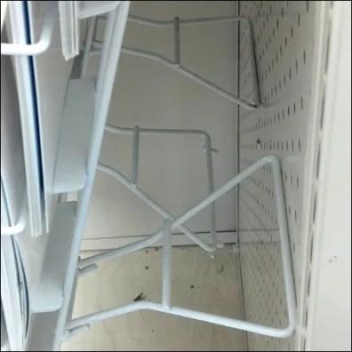 Pegboard Kickstand Detail
