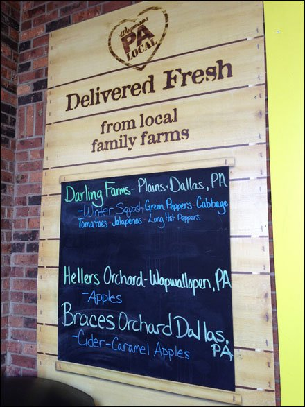 Fresh-Farm-Produce Chalkboard