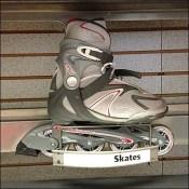 Inline Skate Hook