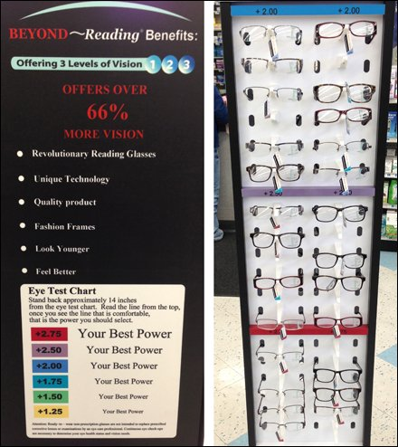 Color-Code Evolution in Eyewear