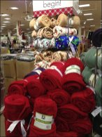 Plush for the Holidays Merchandising