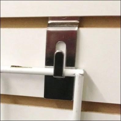 Pin-Up Hook Grid Mount CloseUp