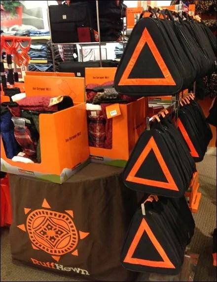 Ruff-Hewn Emergency In-Store Sales