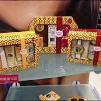 Burts Bees Gift Pack Aux