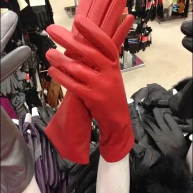 Glove in Hand Single
