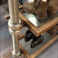 Industrial Strength Shelf Detail 1