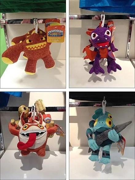 Monsters on Display Hook Composite