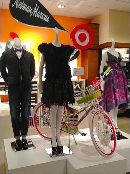 Neiman Marcus Target Merchandising 1