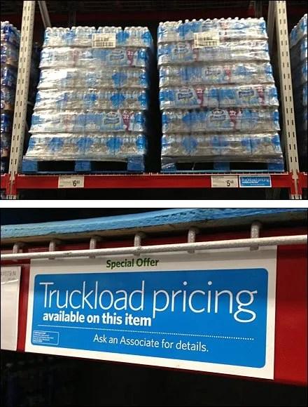 Truckload Quantity Upsell Composite