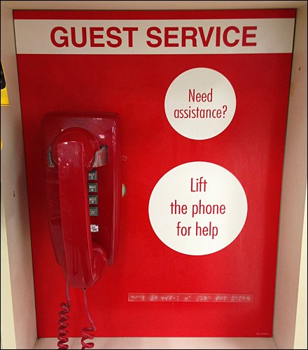 Call Box Outdoes Call Button Main