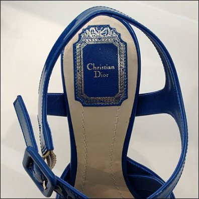 Christian Dior Adapts Grillwork