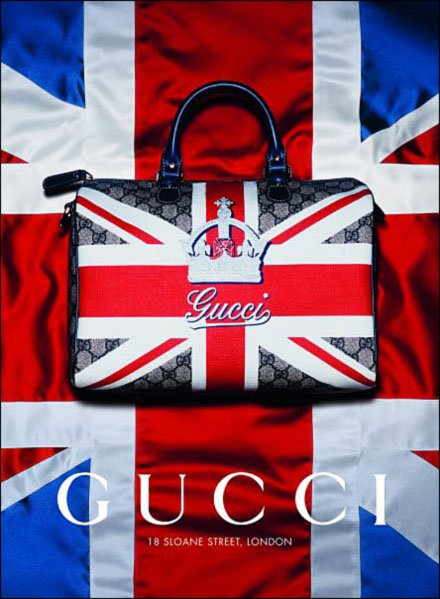 Gucci Union Jacked, 18 Sloane Street, London