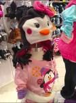 Mannequin or Merchandise Aux