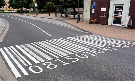 Street Smart Scan Code Main