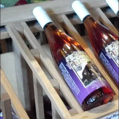 Wine Bottle Linear Rack 0