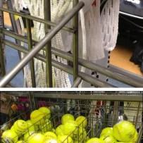 Wire Basket for Slatwire Aux