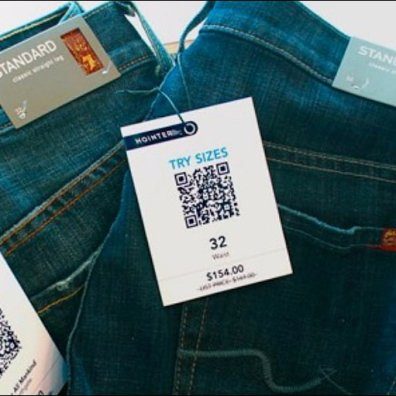 A New Retail Technology Using QR Codes 1