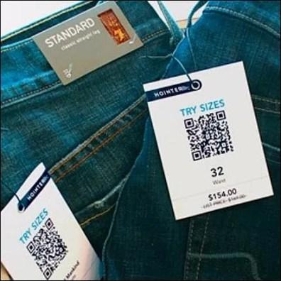 A New Retail Technology Using QR Main
