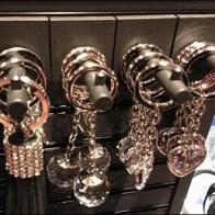 Henri Bendel Pinstop Hooks