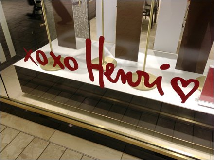 Kisses and Hugs Henri Bendel Main