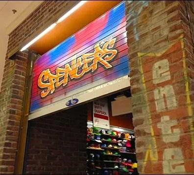 Spencers Street-Art Storefront Main