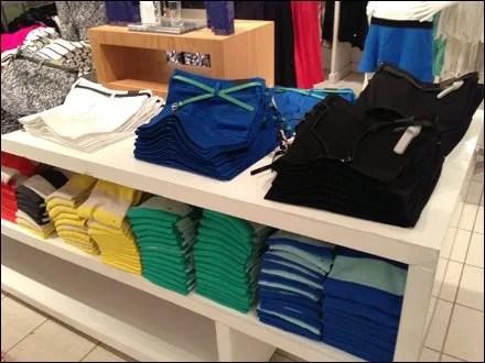 X Marks Merchandising Spot 1