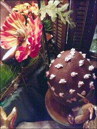 Giant Chocolate Easter Egg 2013