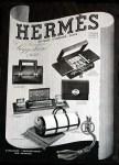 Hermes Art Deco Travel Luggage Poster 2