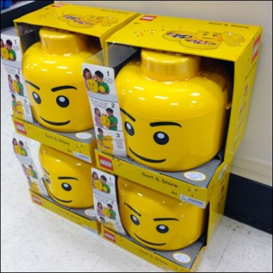 Lego Sort and Store Aux