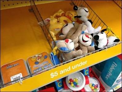 Plush Toys Fenced 2