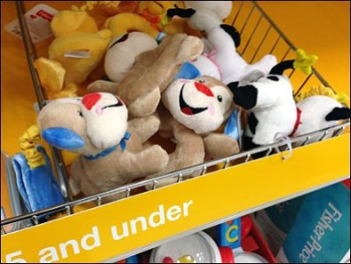 Plush Toys Fenced 3