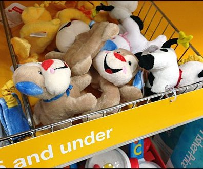 Plush Toys Fenced 3