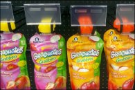 Pouch Merchandising by Hook