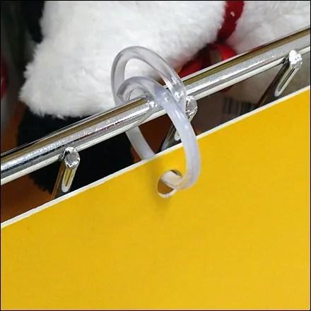 Split Ring For Fencing Fender