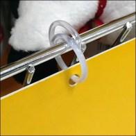 Split Ring For Fencing Fender Main