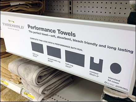 Towel and Bath Shapes Main