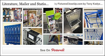 Literature Mailer and Stationary Holder Pinterest Board-1