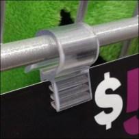 Wire Basket Wire Shekf Grip Clip 1