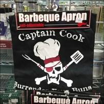 BBQ Apron Graphics Main Captain Cook Aux