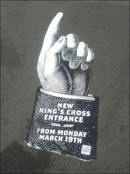 New Kings Cross Entrance Main
